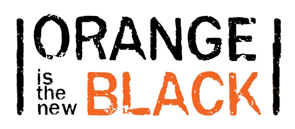 Orange is the New Black Netflix logo