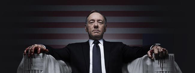 House of Cards Francis Underwood Netflix