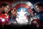 Captain America Civil War Netflix BE
