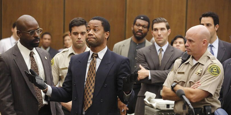 American Crime Story The People vs OJ Simpson Netflix