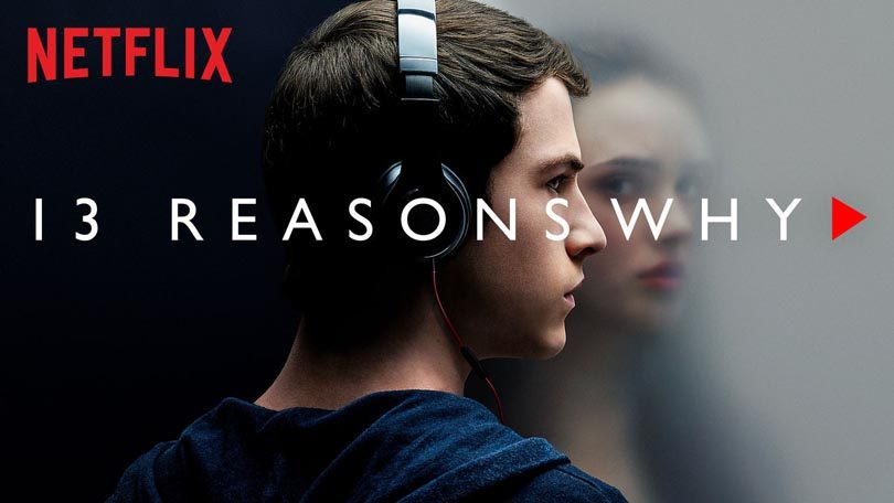 13 reasons why netflix belgie