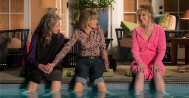 Grace and Frankie Lisa Kudrow Netflix seizoen 4