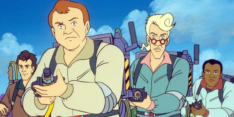 The Real Ghostbusters Netflix