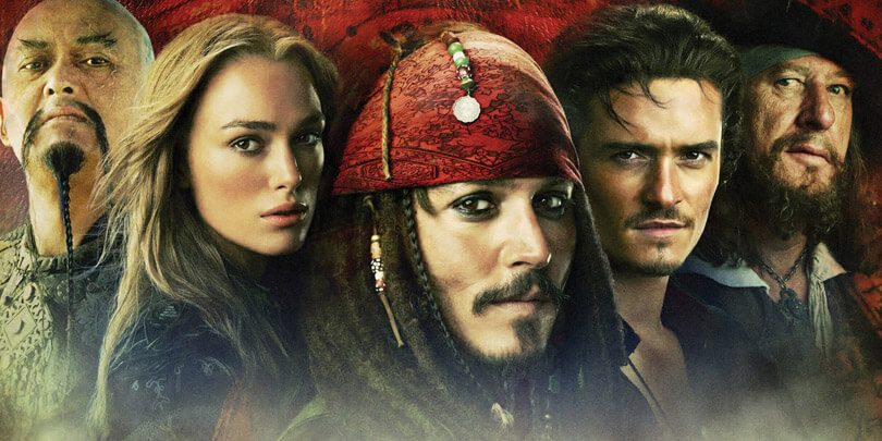 Pirates of the Caribbean At Worlds End Netflix