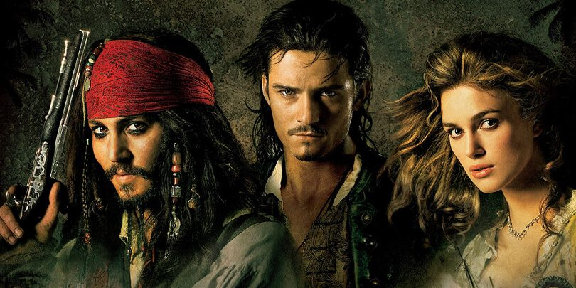Pirates of the Caribbean Dead Man's Chest Netflix
