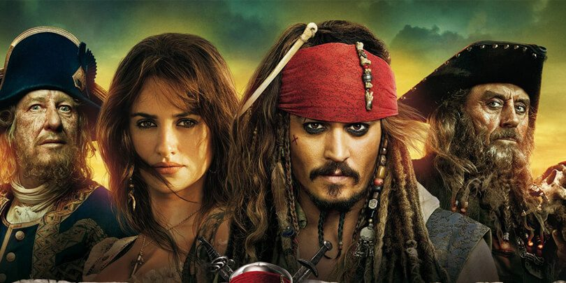 Pirates of the Caribbean On Stranger Tides Netflix