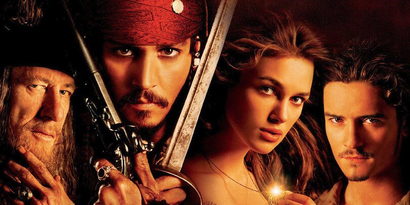 Pirates of the Caribbean The Curse of the Black Pearl Netflix