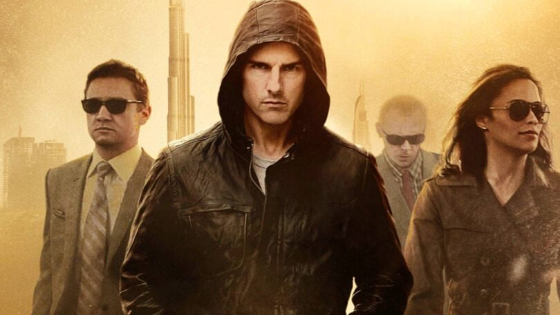Mission Impossible - Ghost Protocol Netflix