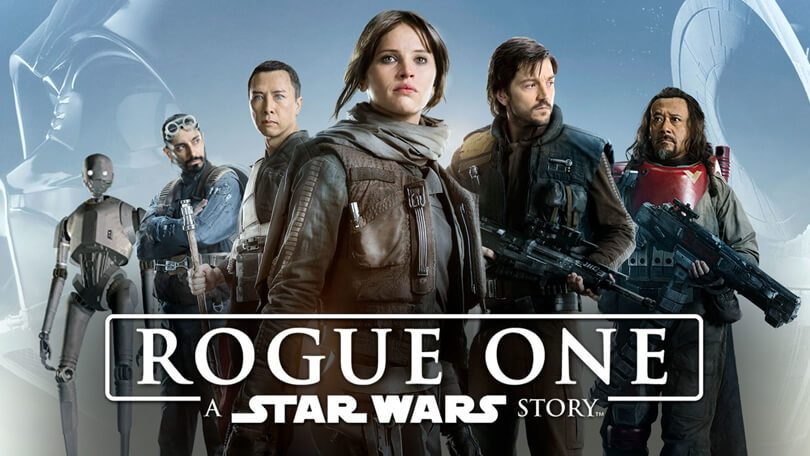 Rogue One A Star Wars Story Netflix
