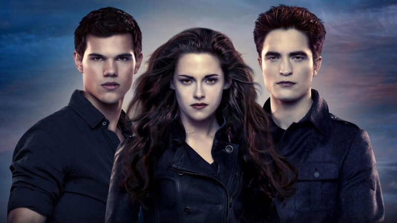The Twilight Saga Netflix