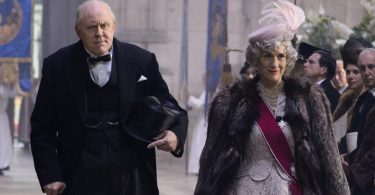 The Crown John Lithgow Netflix