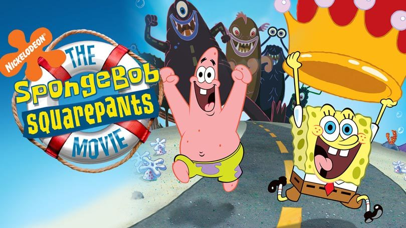 The SpongeBob SquarePants Movie Netflix