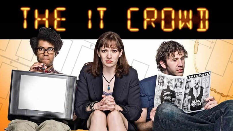 The IT Crowd Netflix