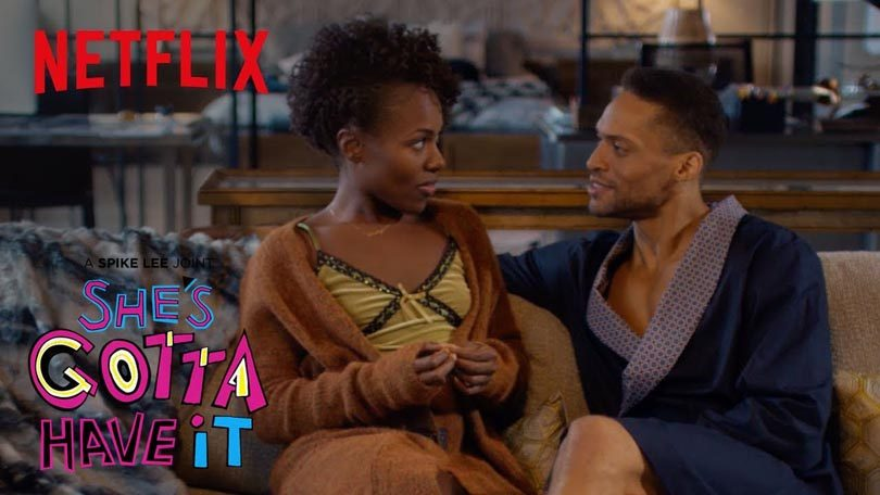 Shes Gotta Have It Netflix 2017