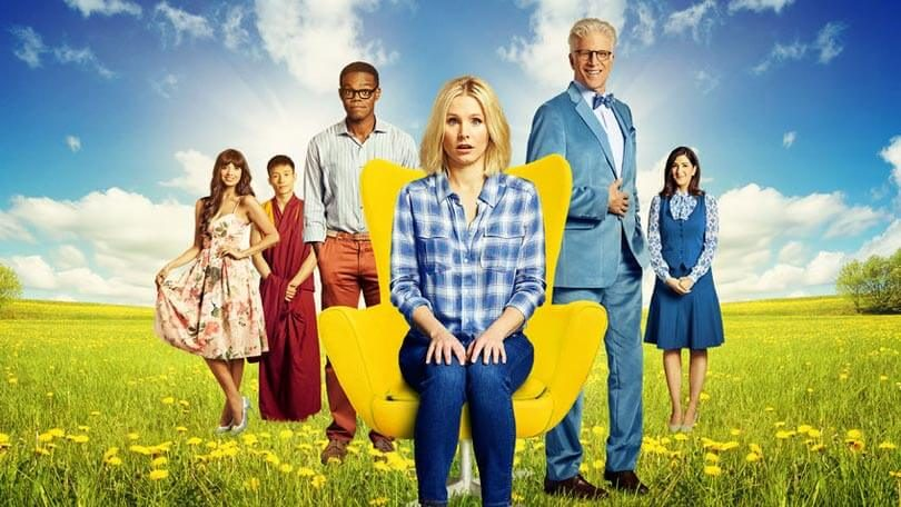 The Good Place seizoen 3