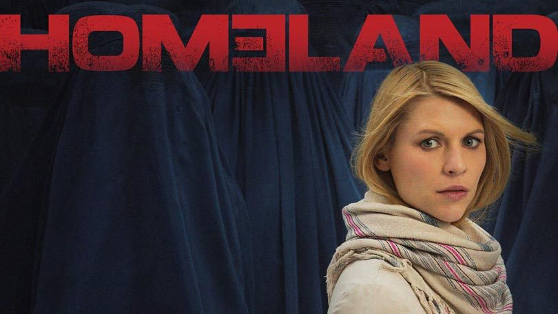 Homeland Netflix BE seizoen 6