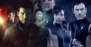 The Expanse Star Trek Discovery