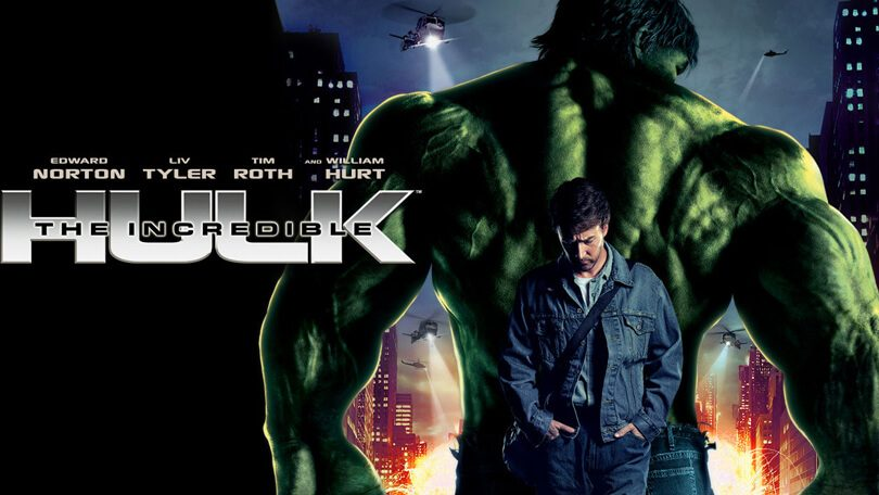 The Incredible Hulk Netflix
