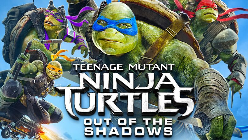 Teenage Mutant Ninja Turtles 2 netflix