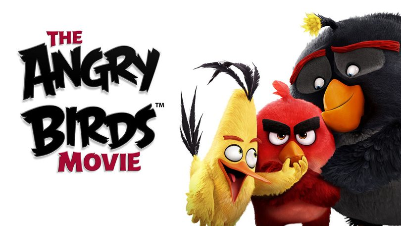 The angry birds movie Netflix