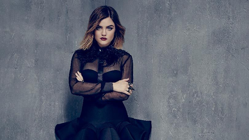 Lucy Hale Pretty Little Liars Netflix