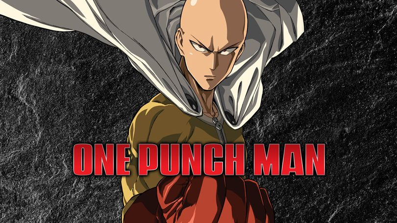 One-Punch Man Netflix