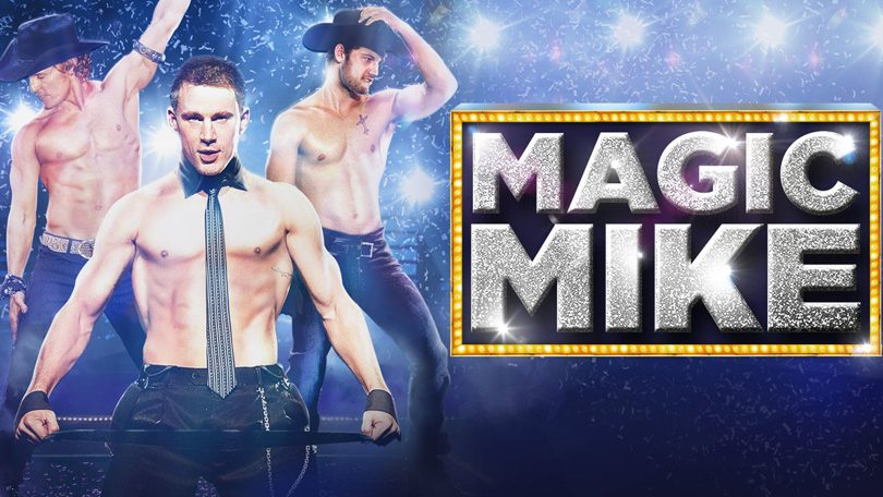 Magic Mike Netflix