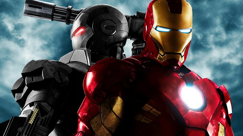 Marvel's Iron Man 2 Netflix
