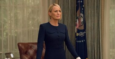 Clair Underwood House of Cards seizoen 6