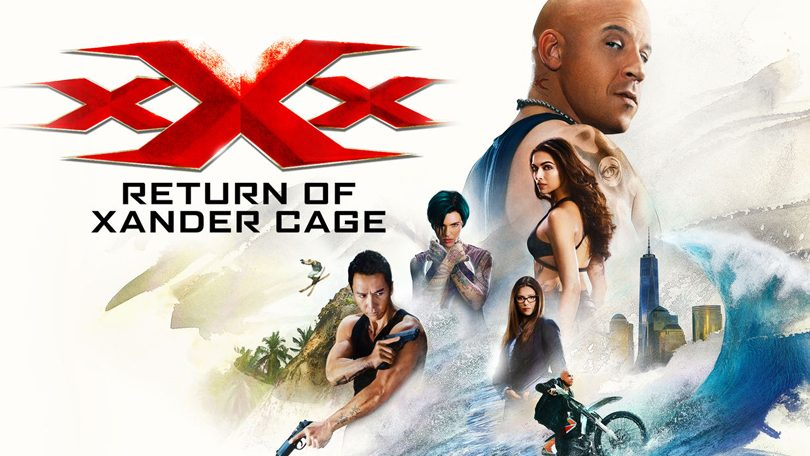 xXx The Return of Xander Cage Netflix
