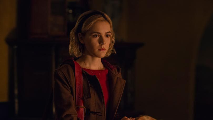 Chilling Adventures of Sabrina Netflix trailer