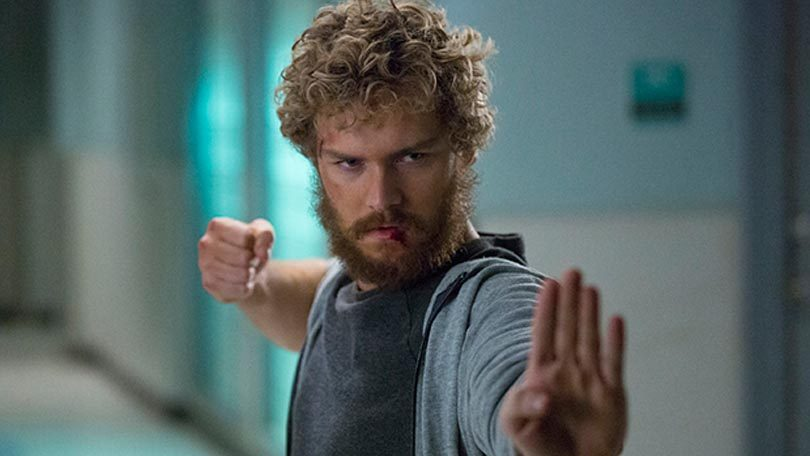 Iron Fist Marvel Netflix