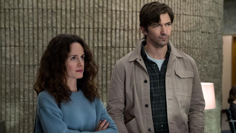 The Haunting of Hill House Michiel Huisman Netflix