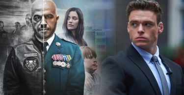 Bodyguard Warrior Kriger Netflix