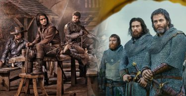 The Musketeers Outlaw King