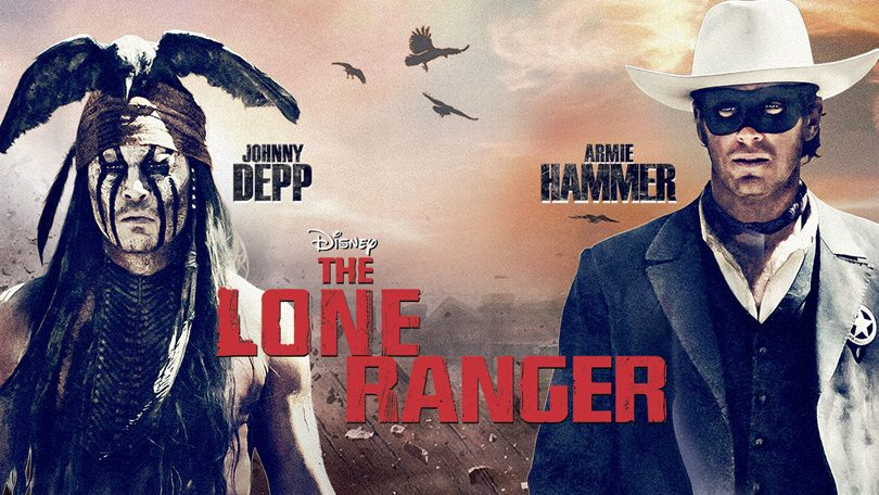 Disney The Lone Ranger Netflix