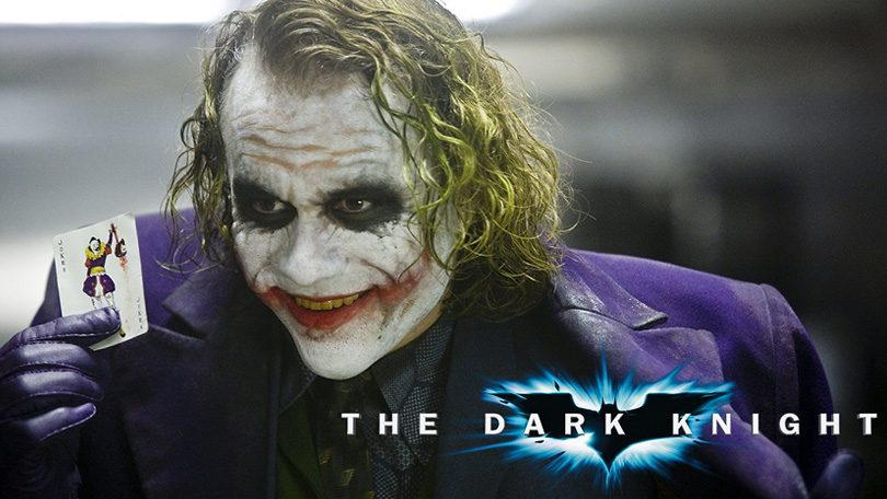 The Dark Knight Netflix