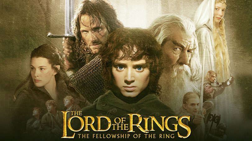 The Lord of the Rings Netflix
