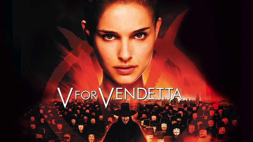 V for Vendetta Netflix