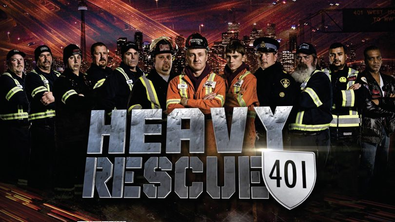 Heavy Rescue 401 Netflix
