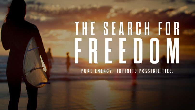 The Search For Freedom Netflix