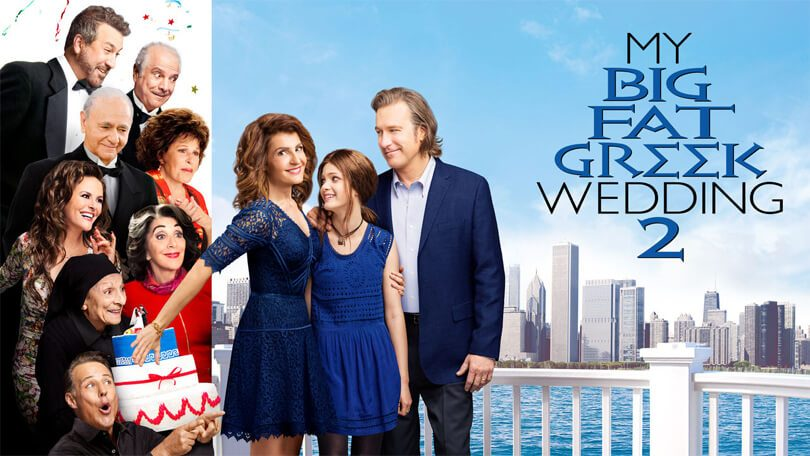 My Big Fat Greek Wedding 2 Netflix