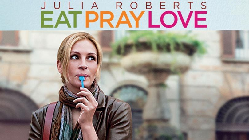 Eat Pray Love Netflix