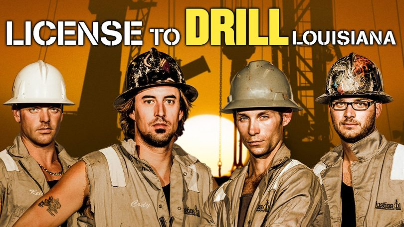 License to Drill Netflix