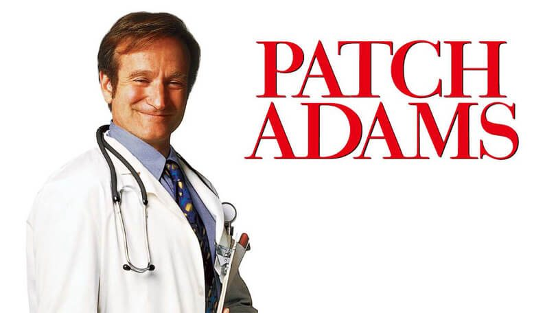 Patch Adams Netflix