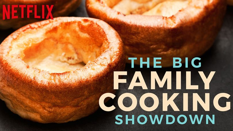 The Big Family Cooking Showdown Netflix