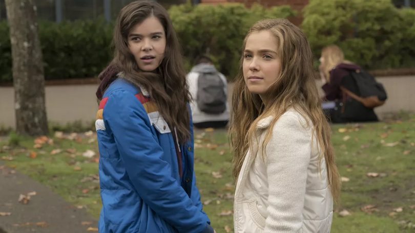 The Edge of Seventeen Netflix