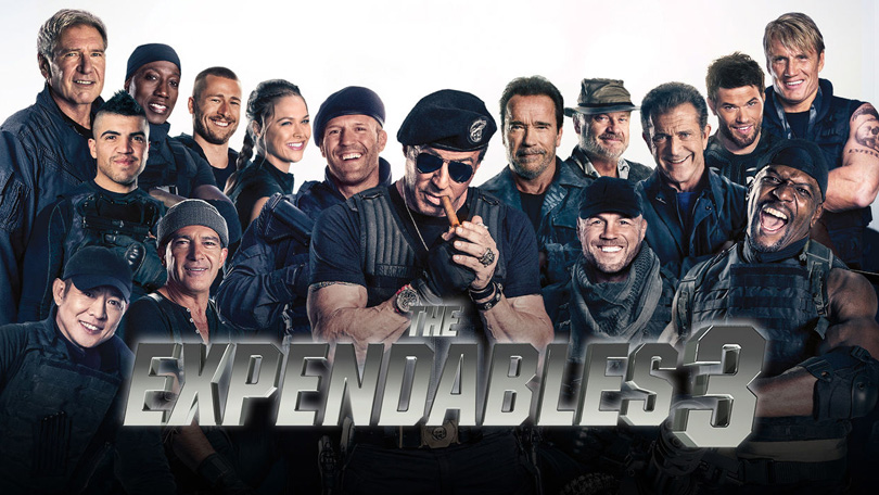 The Expendables 3 Stream