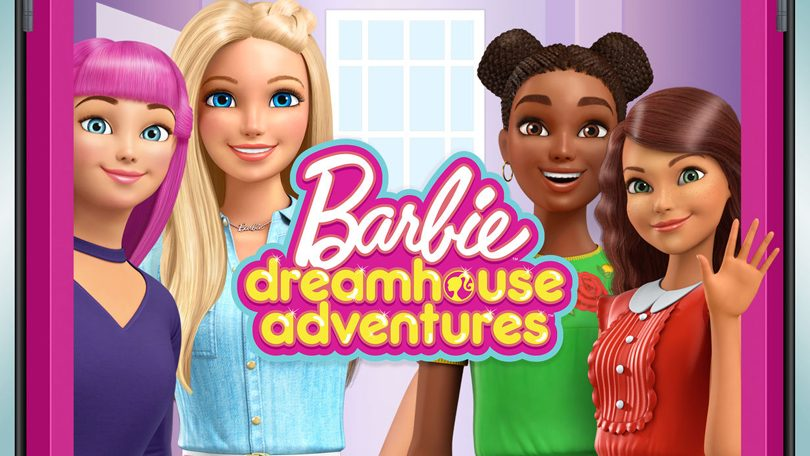 Barbie Dreamhouse Adventures Netflix