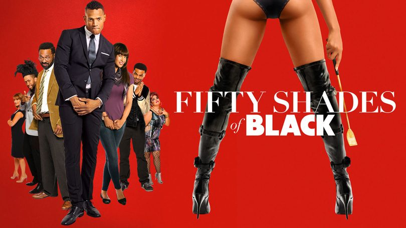 Fifty Shades of Black Netflix